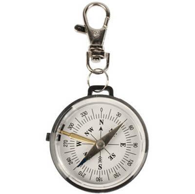 Useful and Portable Metal Compass