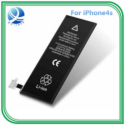 3.7V Lithium Polymer Mobile Phone Batteries for Apple iPhone 4S