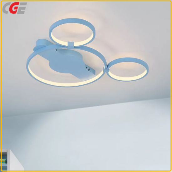 39W/52W/64W Modern Fixtures Mounted LED Circular Ceiling Lamp