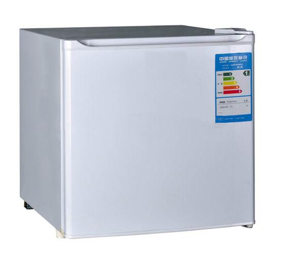 mini fridge gets hot