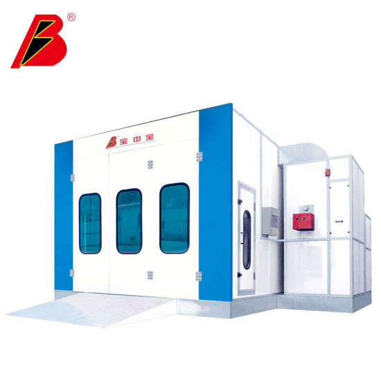 Car Spray Booth Standard Booth Ce Standard Painting Room