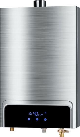 Fan Forced Gas Water Heater with S/S Shell Jsq--Hw-QC75 (8-12L)