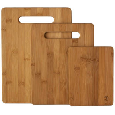 Healthy Use Wooden Chopping Board with Groove for Fruit Cutting