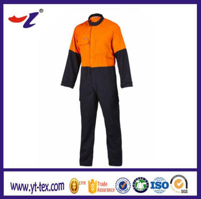 Washable Flame Retardant Workwear with Proban
