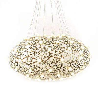 Hotsale Hotel Project Hanging Lamp LED Big Chandelier