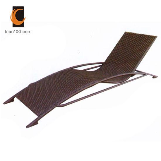 Light Weight Sunbed Sun Lounger Chaise (SL-07007)