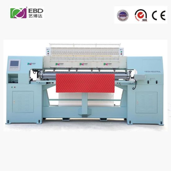 Ybd70-2 Computer Rotary Shuttle Multi-Needle Quilting Machine Speed 600r. P. M-700r. P. M