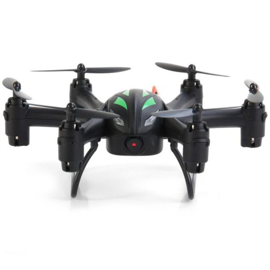 312282qj-2.4GHz 6-Axis Gyro 4 Channel Hexacopter with 720p Camera