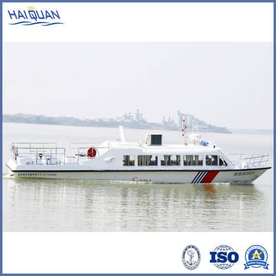 60 FT Solar Powered Electric Passenger Boat for 40 Persons