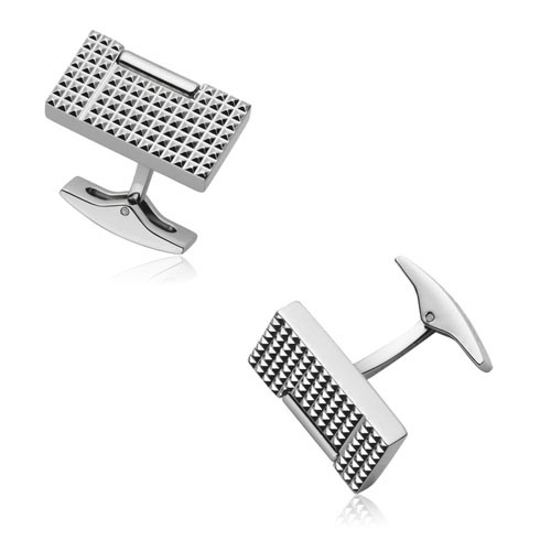 Fashion Jewelry Stainless Steel Cuff Link-B1