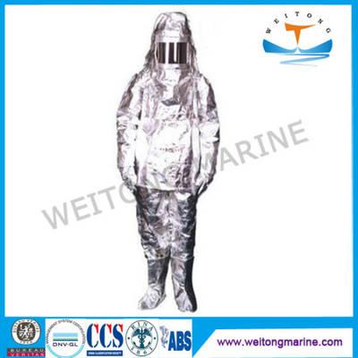 Heat Insulation Suit Heat Resistant Suit Fireproof Suit