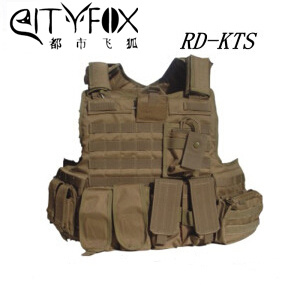 High Quality Military Nijiii Bulletproof Soft Vest