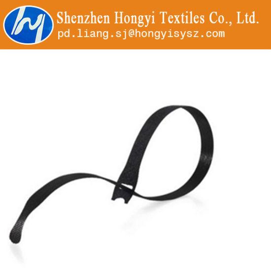 Hook and Loop Fastening Cable Ties