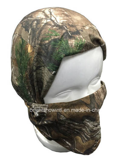 Hunting Outdoor Seamless Kerchief and Bandana with Realtree Pattern