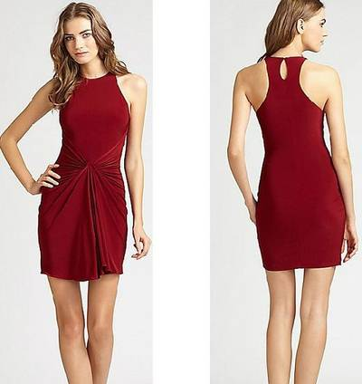 Latest Design Sleeveless Fashion Women Cocktail Dress