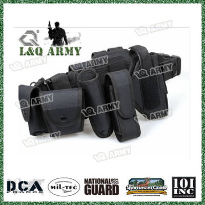 New! Police Duty Belt Nylon Tactical Belt
