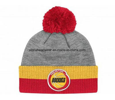 Promotional POM POM Knit Beanie Hat