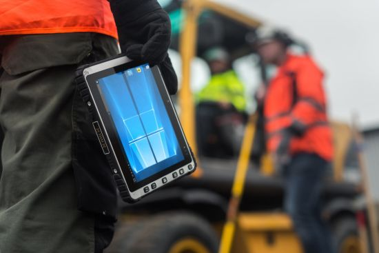 Rugged 10.4 Inch High Resolution Military LCD Display Monitor