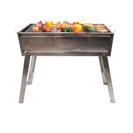 Wholesale Barbecue Grill Two Size BBQ Outdoor Use China Hot Selling Portable