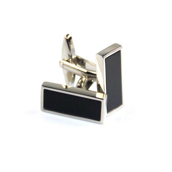 Wholesale Fashion Custom High Quality Metal Jewelry Cufflinks