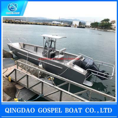 8m Cargo Barges Aluminium Landing Craft with Ce