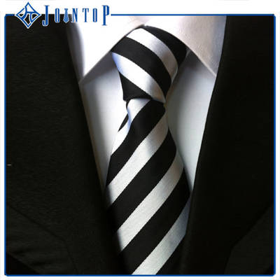 Low Price Stock Handmade Polyester Necktie for Man