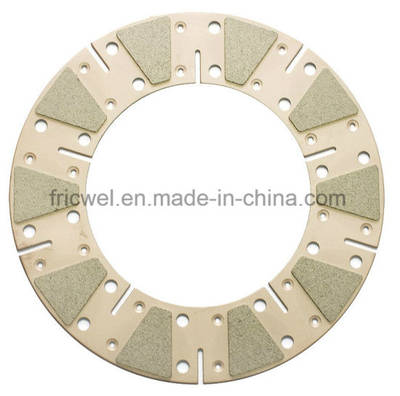 Drilled Racing Disc, Racing Pads with Drilling (1166A) , Racing Clutch