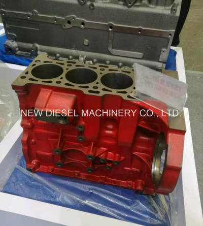 Genuine Beijing Foton Cummins Isf2.8 Short Cylinder Block Assembly