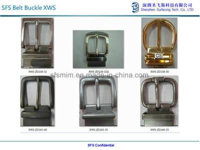 Hotsale Alloy Double Tongue Belt Buckle