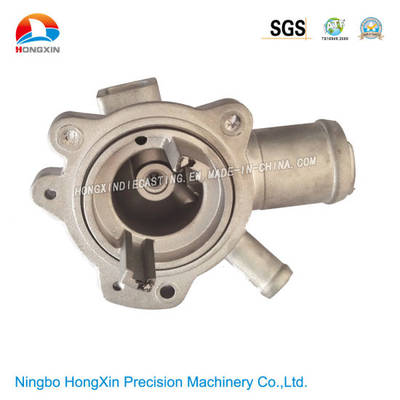 OEM ODM Die Casting Automobile Valve Housing Thermostat