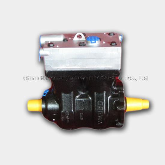Original Engine Parts HOWO Truck Water-Cooled Air Compressor 6102b-B5.20.10t