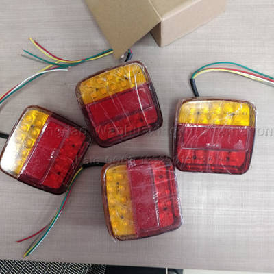 Tail Light Rear Lamps Boat Trailer 12V for Trailer Truck