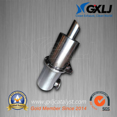 off-Road Machine Spare Parts of DPF Filter Exhaust Muffler Catalytic Converter