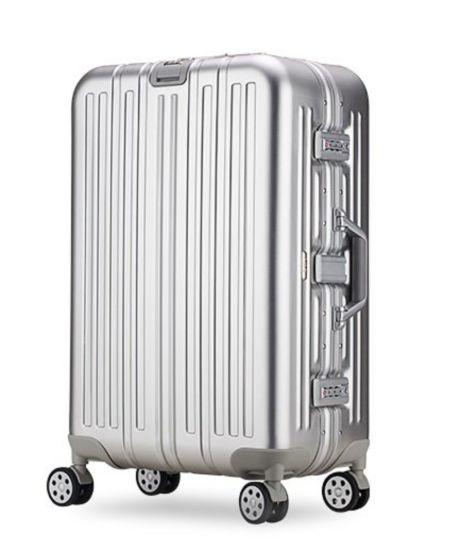 Aluminum Luggage Aluminum Boxes and Aluminum Labels Made of Aluminum Coil Sheet