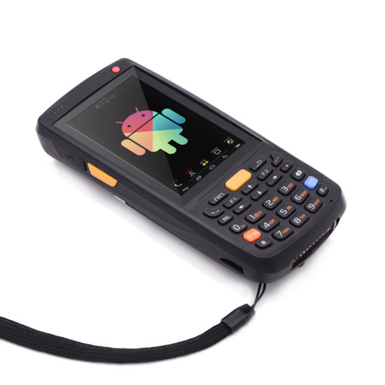 Beeprt Mini Android Handheld Bar Code PDA with Built Qr Code Scanner