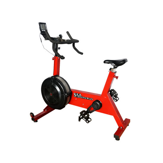 Fitness Equipment Commercial Wind Resistance Spinning Gym Air Exercise Bike