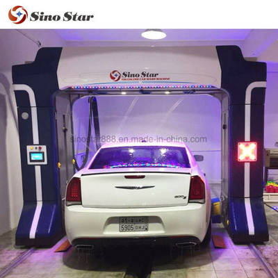 Good Price Automatic Clean Touch Free Washing Rollover Brushless Car Wash Machine Auto Touchless Car