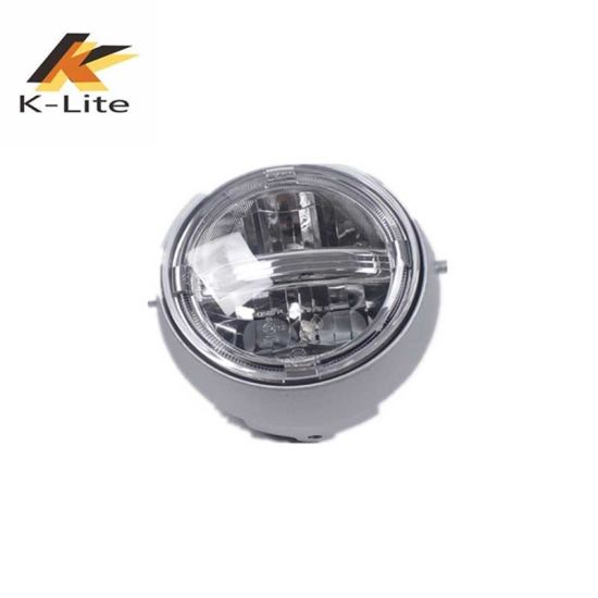 Well Design LED Head Lamp for Motorcycle