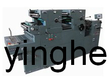 2 Color Offset Press Machine (YH-247II)