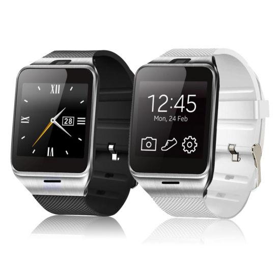 2016 Hot Dz09 Bluetooth Smart Watch for Android Phone Support SIM /TF Men Women Sport Wristwatch