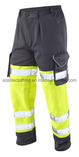 3m Reflective Safety High Visibility Pants (ELTHVJ-108)