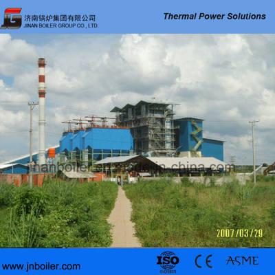 ASME/Ce/ISO 50tph Medium Pressure CFB Biomass Boiler for Power Plant/ Industry