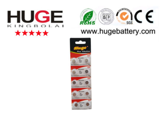 Alkaline Button Cell Battery AG1/AG2/AG3/AG4/AG5/AG6/AG7/AG8/AG9/AG10/AG13