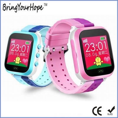 Children Use Kids Smart Phone Watch with Touch Panel (XH-SW-001)