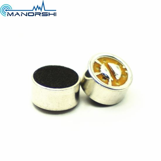Cylindrical Dynamic Microphone Capsule 9.7 * 5.2mm