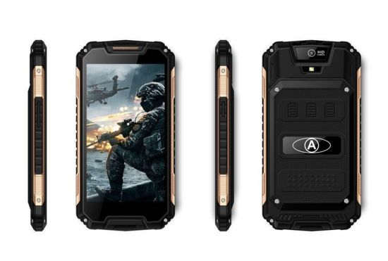 Hot Sell A8+ Waterproof, Dust-Proof, Fall-Proof Smart Mobile Phone