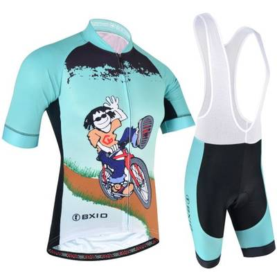 Hot Selling Men Cycling Suits Bibs Athletic Sportswear
