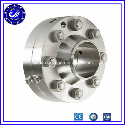 Made in China A105n Carbon Steel Weld Neck Flange Orifice Flange Joint Assembly