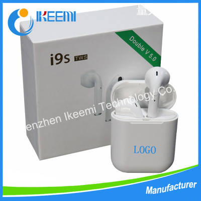 Mobile Phone Bluetooth Headset Earphones-I9s Tws Accpet Ios/Android