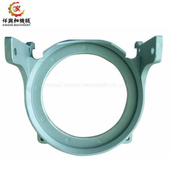 OEM Enginer Parts Zinc Aluminium Die Casting Part